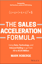 Sales Acceleration Formula, Roberge (review)