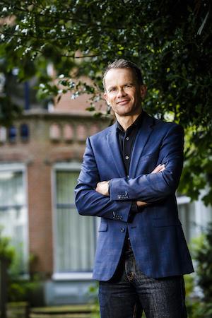 DOORN Paul Hassels Monning van het bedrijf Dutchmarq. 26-08-2015. Magenta magazine.