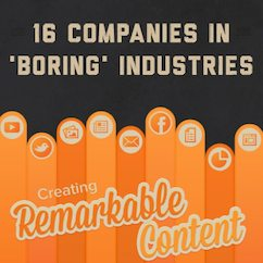 16 companies in boring industries