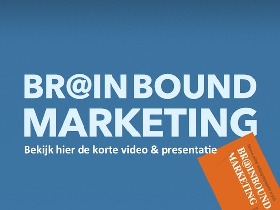 Brainbound Marketing, boek overview