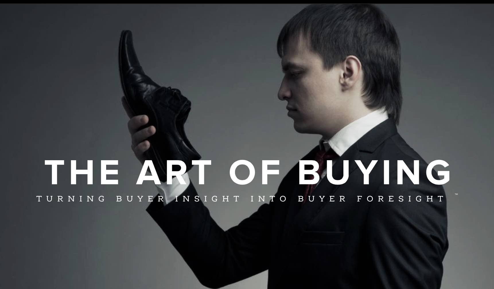 Into the buyers shoes