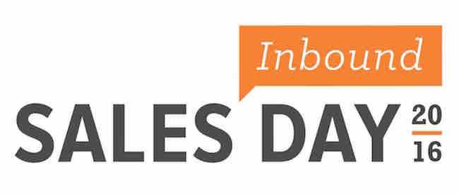 Inbound Sales Day 2016