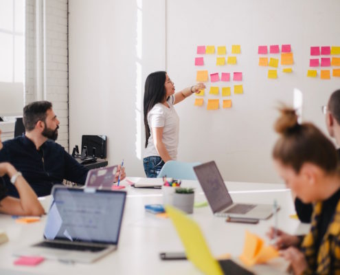 B2B salesplan